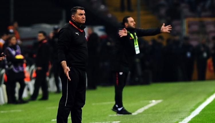 Mustafa Kaplan: Ankaragücü taraftarından özür diliyoruz