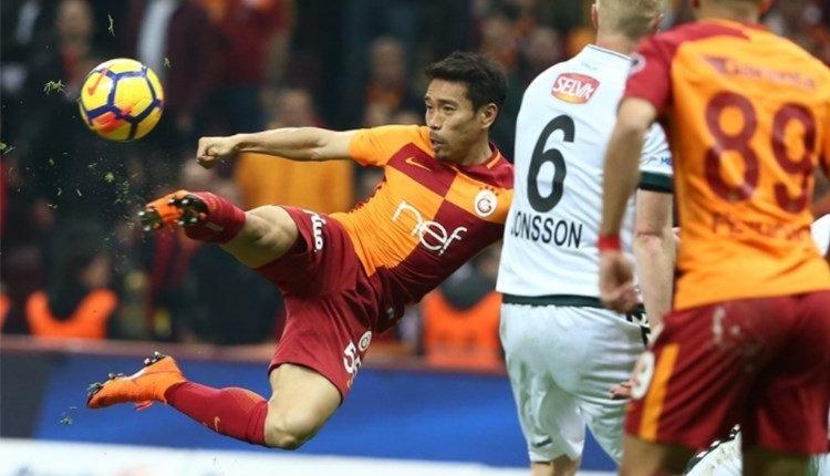Nagatomo'nun Galatasaray'a dönüşü uzadı! Trabzonspor'a İranlı futbolcularından müjdeli haber
