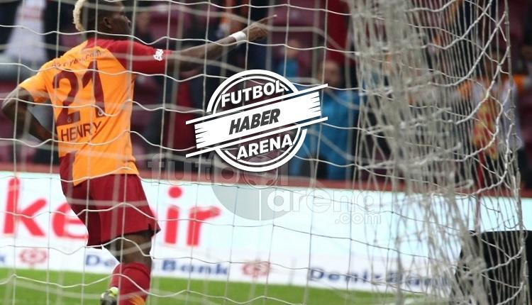 Onyekuru Ankaragücü maçında kariyerinde ilki yaşadı