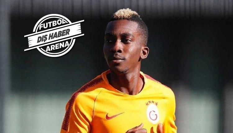 Onyekuru'dan Galatasaray'dan ayrılacağı iddialarına cevap