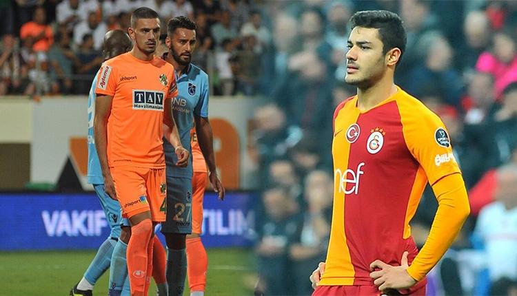 Ozan Kabak ve Merih Demirel, UEFA'nın listesinde