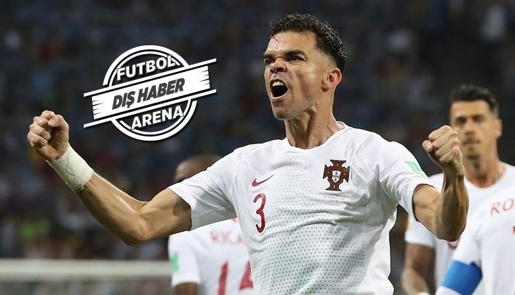 Pepe, 12 yıl aradan sonra yeniden Porto'da