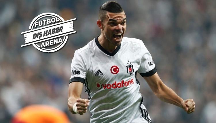 Pepe, Monaco yolunda