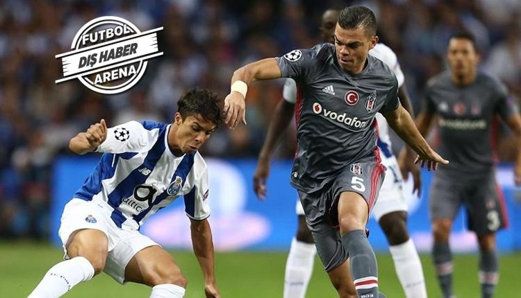Pepe transfer görüşmelerine başladı! Anlaşmaya yakın