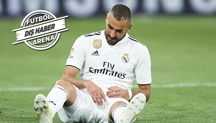 Real Betis 1-2 Real Madrid maç özeti ve golleri (Real Madrid'de sakatlık kabusu)