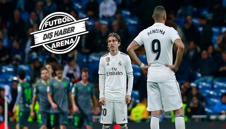 Real Madrid'e taraftardan ekonomik darbe
