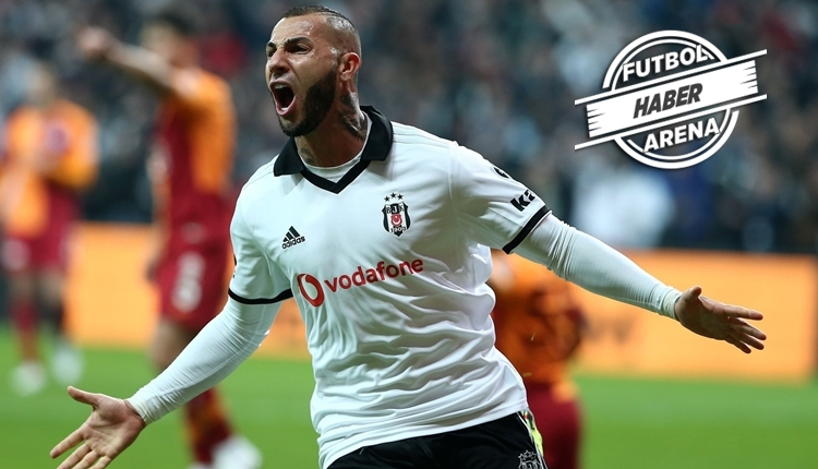 Ricardo Quaresma Beşiktaş'tan ayrıldı! Resmi açıklama yapılacak