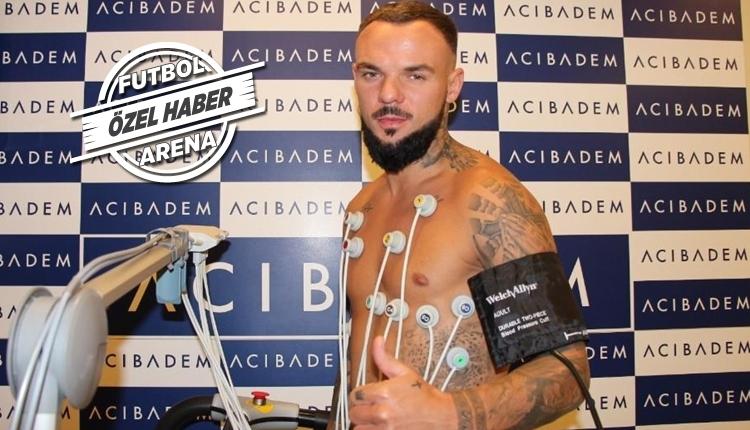 Rizespor'un yeni transferi Mykola Morozik, FutbolArena'ya konuştu