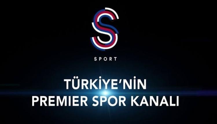 S Sport izle, S Sport canlı izle, S Sport yayın akışı (S Sport canlı yayın 12 Ocak 2019)