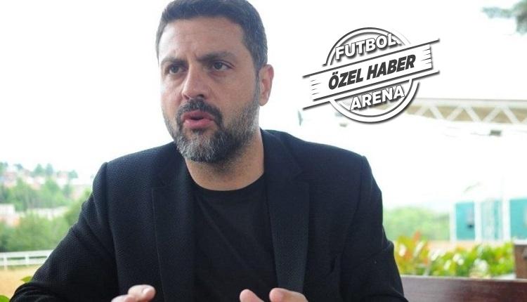 Şafak Mahmutyazıcıoğlu, FutbolArena'ya konuştu