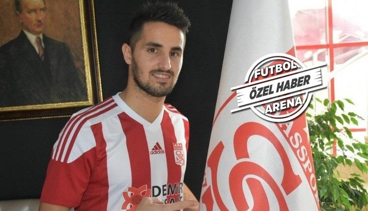 Sivasspor'da Hugo Vieira'nın büyük şanssızlığı! Sözleşmesi dondurulacak mı?