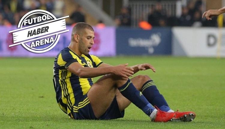 Fenerbahçe'de Slimani defteri kapandı! Resmen açıklandı