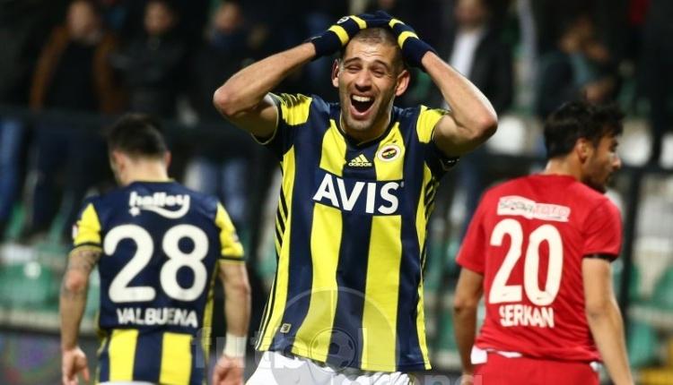Slimani ve Dirar'ın Ümraniyespor maçında VAR ile iptal edilen golleri