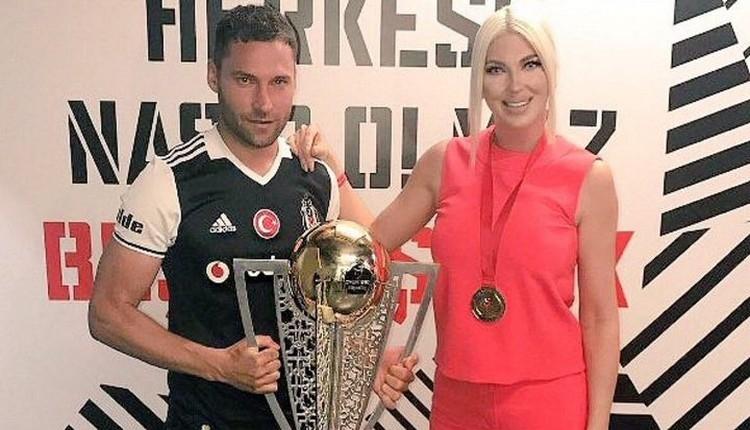 Tosic, Beşiktaş'a mı transfer oluyor? Jelana Karleusa'nın paylaşımı