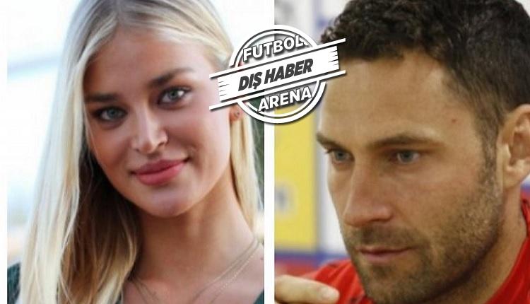 Tosic'in Adem Ljajic'in eski sevgilisiyle aşk iddialarına Jelena Karleusa'dan cevap