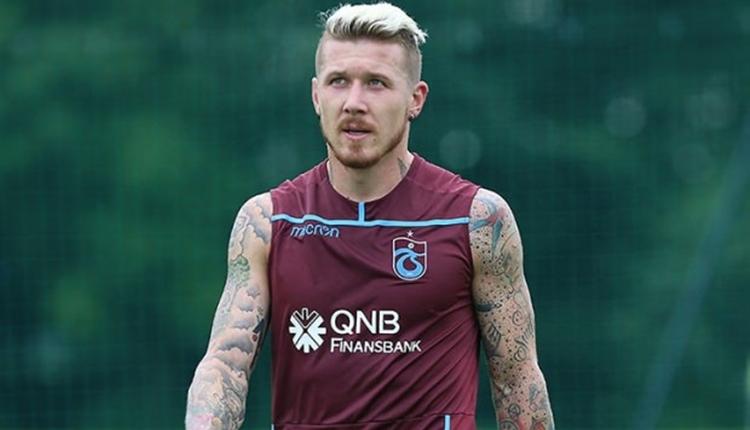 Trabzon'dan ayrılan Kucka, Parma için İtalya'ya gitti