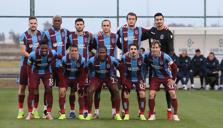 Trabzonspor 0-2 MTK Budapeşte maç özeti ve golleri (İZLE)