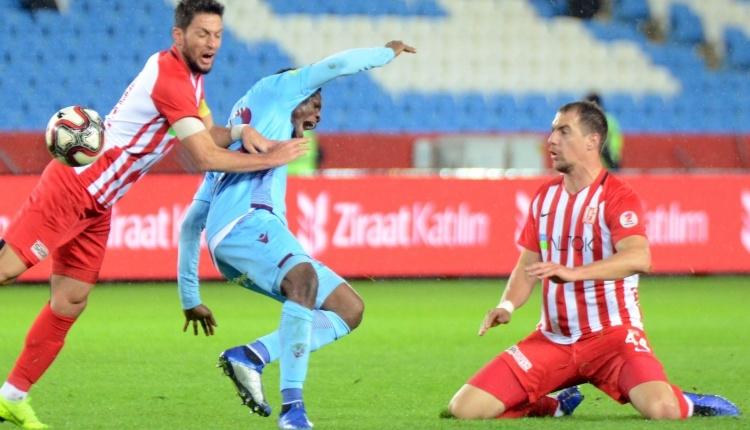 Trabzonspor 2-1 Balıkesir Baltok maç özeti ve golleri (İZLE)