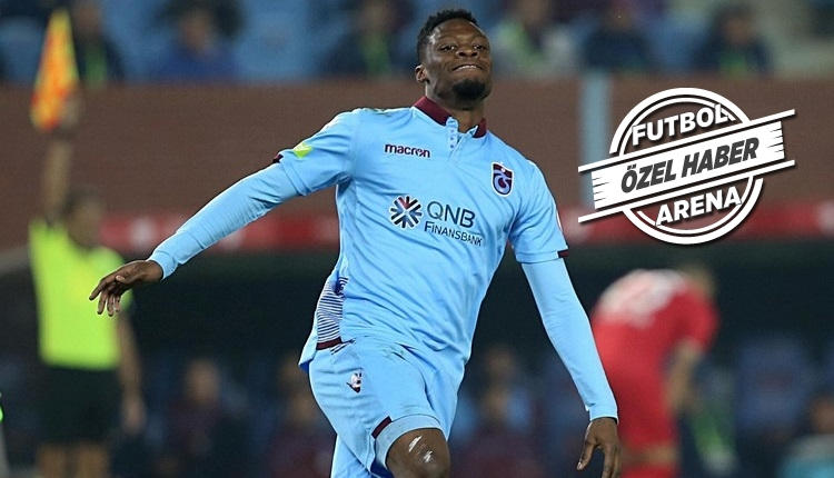 Trabzonspor, Ekuban'ın bonservisini almak istiyor