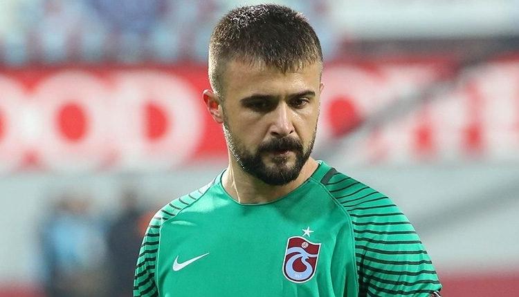 Trabzonspor, Onur Kıvrak ayrılığını KAP'a bildirdi