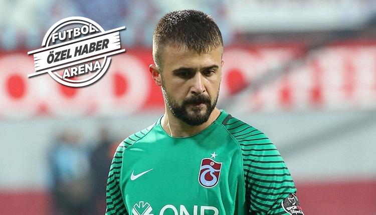 Trabzonspor Onur Kıvrak ile uzlaşma sağladı