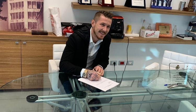 Trabzonspor, Parma'ya satılan Kucka'nın bonservisini açıkladı