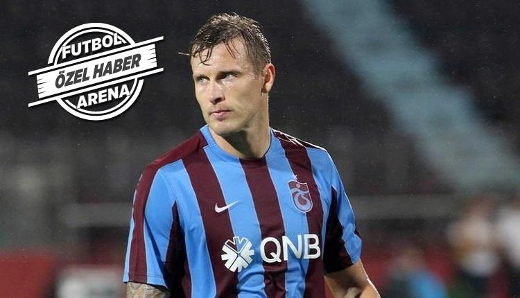 Trabzonspor'a bir şok daha! Jan Durica alacaklarını talep etti