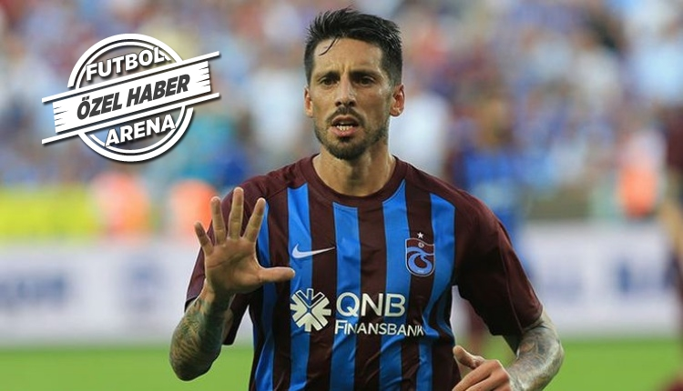 Sosa'nın menajeri, Trabzonspor'u FIFA'ya şikayet etti