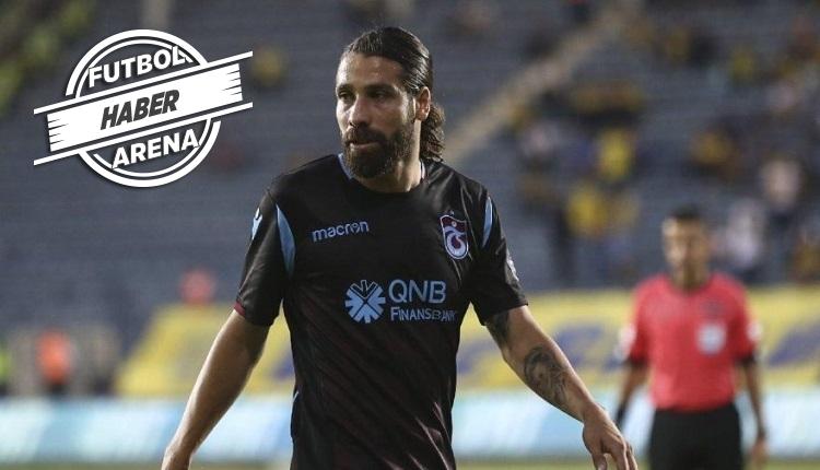 Trabzonspor'da Olcay Şahan affedilecek mi?