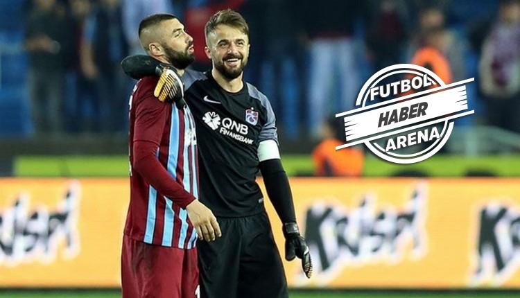 Trabzonspor'dan Onur Kıvrak ve Burak Yılmaz'a 29 milyon TL