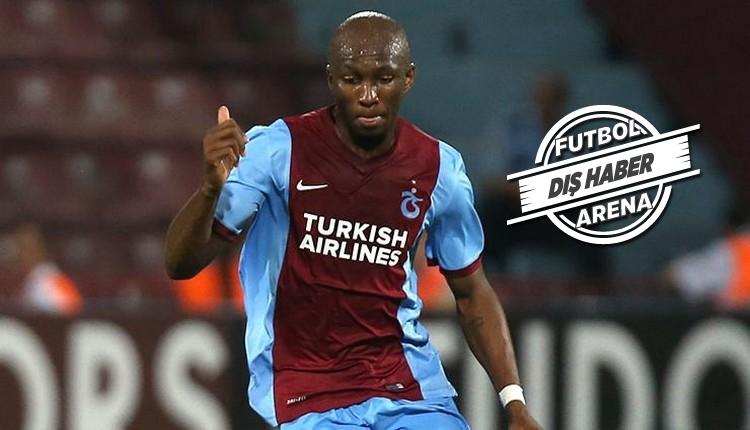 Trabzonspor'dan transferde Stephane Mbia hamlesi