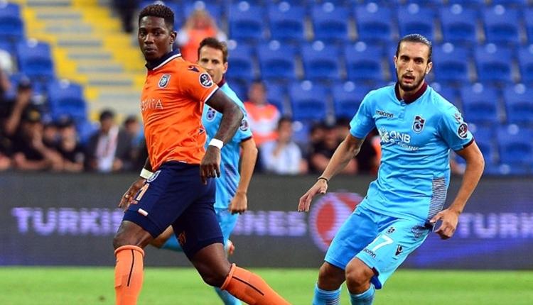 Trabzonspor'un Başakşehir maçı ilk 11'i belli oldu