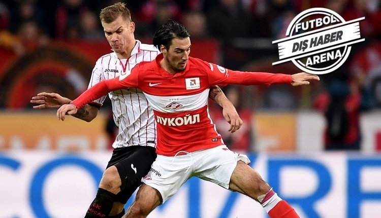 Trabzonspor'un eski gözdesi Popov serbest kaldı