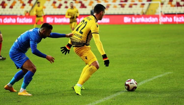 Yeni Malatyaspor 3-2 Bordumspor maç özeti ve golleri (İZLE)