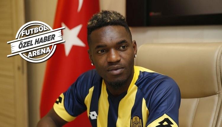 Yeni Malatyaspor'un transferi Bifouma