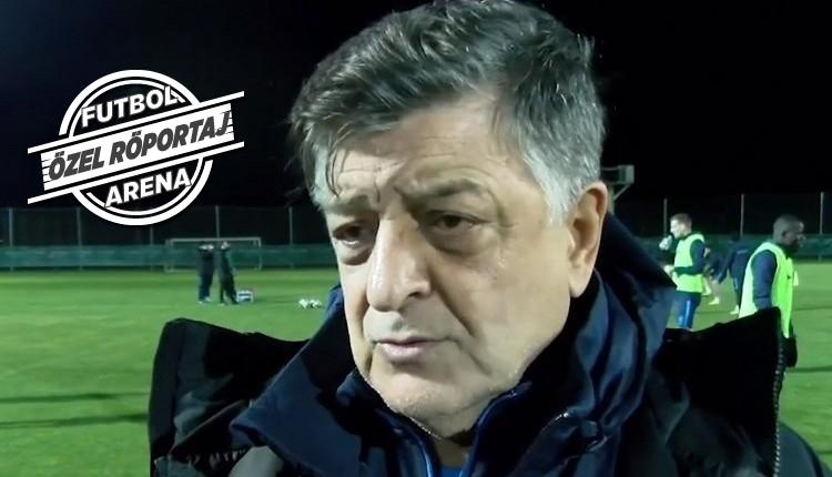 Yılmaz Vural, FutbolArena'ya konuştu