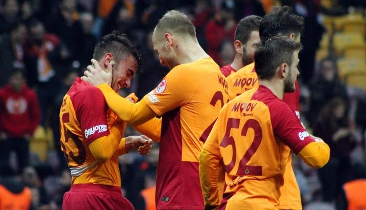 Yunus Akgün'den hat-trick için duygusal açıklamalar! Yunus Akgün Boluspor maçı golleri izle