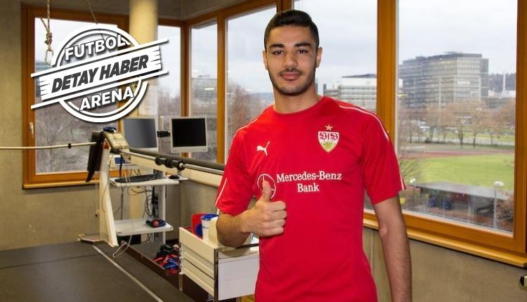 Ozan Kabak'ın Stuttgart'a transferi tarihe geçti