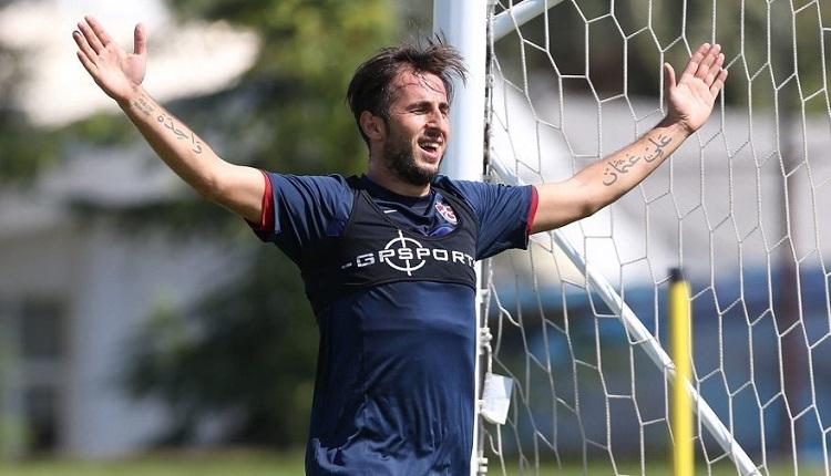 Zeki Yavru Trabzonspor'da kadro dışı bırakılınca isyan etti: