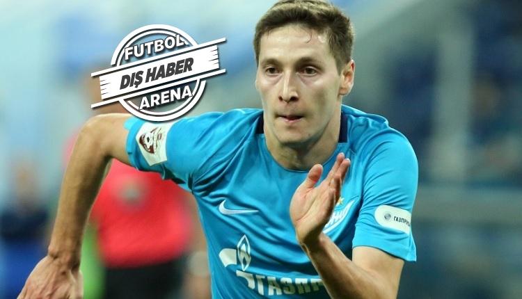 Zenit'te Kuzyaev'den takım arkadaşlarına Fenerbahçe uyarısı