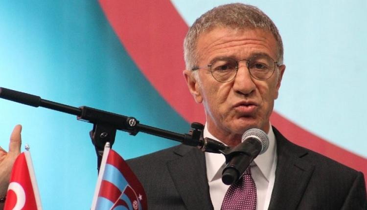 Ahmet Ağaoğlu: 'Trabzonspor iflasın eşiğine getirilmiştir'