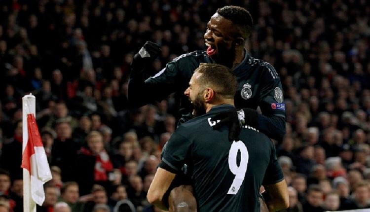 Ajax 1-2 Real Madrid maç özeti ve golleri İZLE