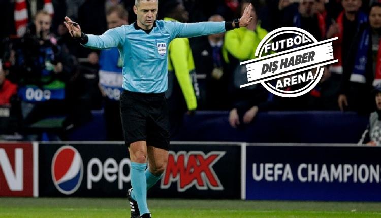 Ajax - Real Madrid Şampiyonlar Ligi tarihinde ilk! (VAR iptal edilen gol)