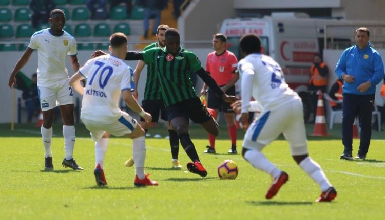 Akhisarspor 0-0 Ankaragücü maç özeti