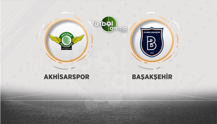 Akhisarspor - Medipol Başakşehir canlı şifresiz izle (BeIN Sports izle)