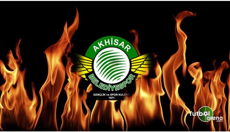 Akhisarspor'un Galatasaray maçı 11'inde değişiklik