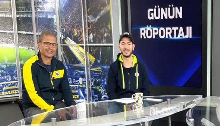 Alex de Souza'dan Fenerbahçe - Konyaspor maç yorumu