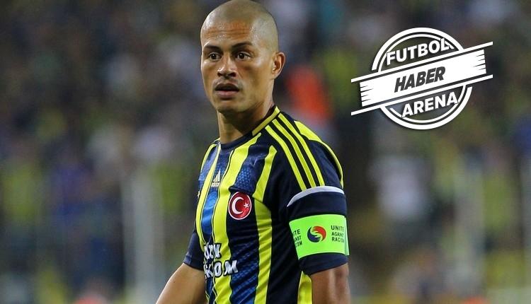 Alex de Souza'dan Fenerbahçe - Konyaspor maçı yanıtı