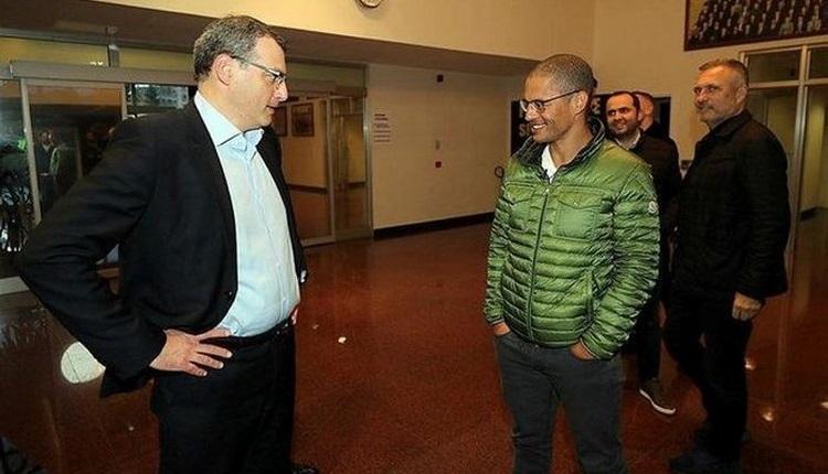 Ali Koç'tan Alex de Souza'ya sürpriz teklif