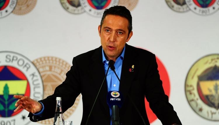 Ali Koç'tan Galatasaray ve Fatih Terim'e gönderme